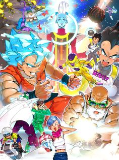 Dragon Ball Z: Revival of F - Visit now for 3D Dragon Ball Z shirts now on sale!