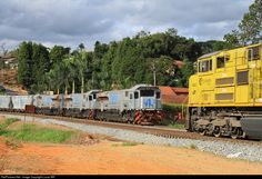 RailPictures.Net Photo: 8181 VL! Logistica Integrada EMD GT46AC at Canguera, Brazil by Lucas MR