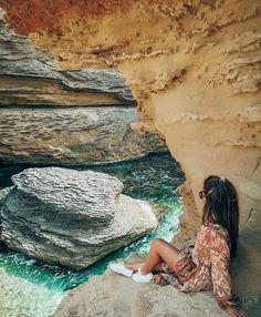 Comme un petit coin de paradis Honeymoon Outfits, Cliff, Grand Canyon, Explore, Landscape, Instagram Posts, Nature, Travel, Style