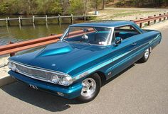 1964 Ford Galaxie 500Brought to you by agents at #HouseofInsurance in #EugeneOregon for #LowCostInsurance