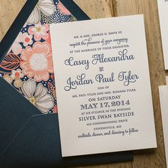 CASEY Suite // STYLED // Floral Package | Just Invite Me, This Way to Fabulous, Inc. Schaumburg, Illinois Wedding Invitations