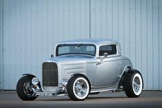 Ford 1932 - 3Window