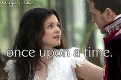 one of my favorite shows: once upon a time