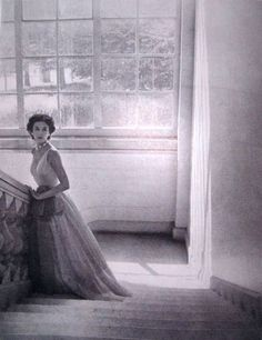 """Babe Paley in Vogue 1947 """"Babe Paley had only one flaw:  she was perfect.  Other than that, she was perfect.""""  Truman Capote"""