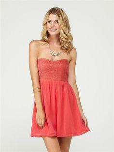 MMN6Party On Dress by Roxy - FRT1