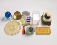 // Selection of Items Collected or Made by Rachel Whiteread