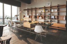 OFICINA LA. Proyecto de Interiores y Mobiliario Ricardo Casas y Marcela Compean. Fotografías: Jaime Navarro