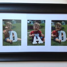 Father's day gift idea.