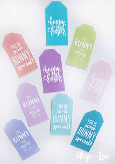Printable easter gift tags and gift wrap from easter wraps and gift printable easter gift tags also in black white negle Choice Image