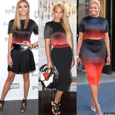 Who Wore It Best - Lady B did!