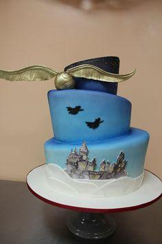 Harry Potter cake | Oakleaf Cakes