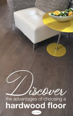 Hardwood: A choice that lasts for years!