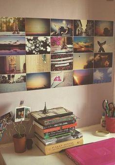 Photo wall ❤️