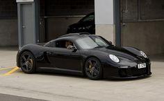 Porsche 997 GT3 RUF CTR3