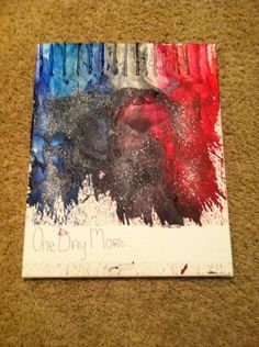 Les Miserables crayon art