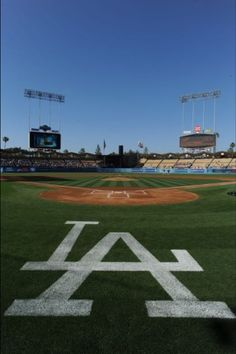 Dodgers Game!