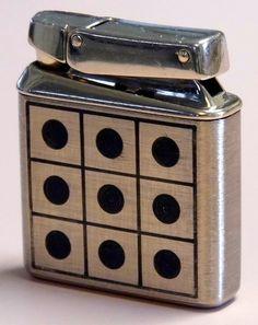 Vintage Kreisler Butane Cigarette Lighter, Made In USA by France1978, via Flickr