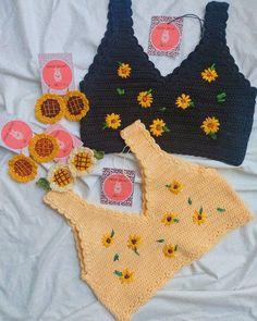 Cute Crochet, Crochet Crafts, Yarn Crafts, Thread Crochet, Crochet Stitches, Crochet Baby Bikini, Knitting Patterns, Crochet Patterns, Crochet Bedspread Pattern