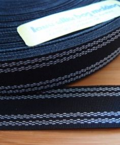petersham ribbon available from loveellie.com @LoveEllieBags P1047362