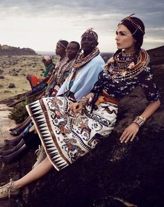 African Vibration.......heritages passes to generations  perfect #Cheapflights to #African destinations  African Muzik Magazine Africa Zavala African girls killing it seagulltravel.co.uk