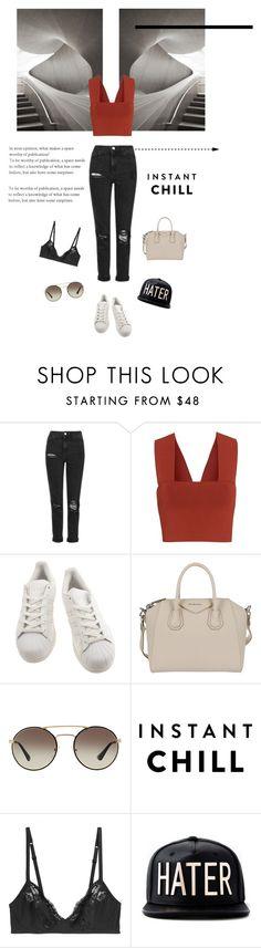 Shades of You with Sunglass Hut contest entry by duciaxoxo on Polyvore featuring A.L.C., Topshop, La Perla, adidas, Givenchy, Prada, contest, contestentry, sunglasseshut and shadesofyou