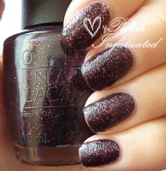 OPI Mariah Carey collection: Stay the night