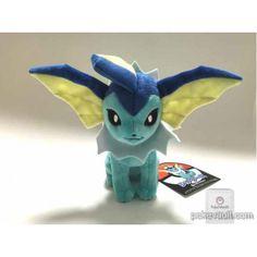 Pokemon Center 2015 Vaporeon Plush Toy