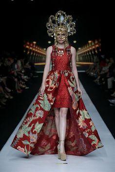 Parang Kencana - Jakarta Fashion Week 2014