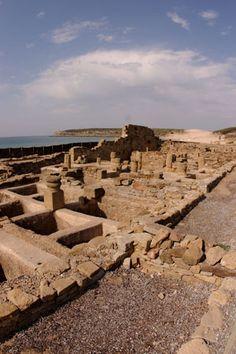Cádiz, Tarifa, Bolonia, Ruinas Baelo Claudia