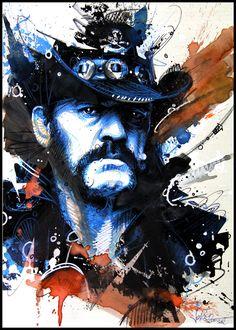 Lemmy ~ Motorhead