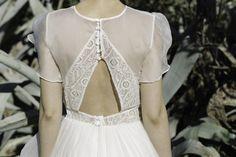 FEIST - #otaduy #weddingdress #bridetobebright #bridal #bridetobe #wedding #bridetobe #mood #handmadebarcelona #bridalinspiration #love #bridetobebright #fashion