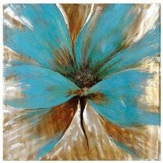 Effulgent color and shine makes our Bright Blue Flower Canvas Art Print the perfect choice for adding color to your wall décor. Flower Canvas Art, Flower Art, Cactus Flower, Canvas Art Prints, Canvas Wall Art, Pics Art, Acrylic Art, Blue Flowers, Exotic Flowers