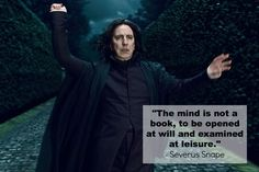 Severus Snape was always one of my favorite characters in the Harry Potter series. It saddened me this morning to hear to Alan Rickman's passing. Here are some of my favorite Snape quotes to remember… View Post Harry Potter Quotes, Harry Potter Books, Harry Potter Love, Harry Potter Fandom, Harry Potter World, Citation Dumbledore, Johnny Depp, Severus Rogue, Profound Quotes