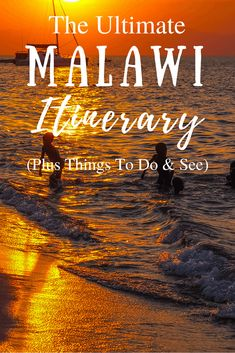 An epic Malawi Itinerary including where to go, where to stay and things to do! Including the capital Lilongwe, safari in Liwonde National Park and beautiful Lake Malawi. Africa Destinations, Amazing Destinations, Travel Destinations, Holiday Destinations, Safari, Travel Advice, Travel Tips, Travel Ideas, Cheap Places To Travel