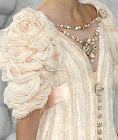 Chanel Couture...love this!