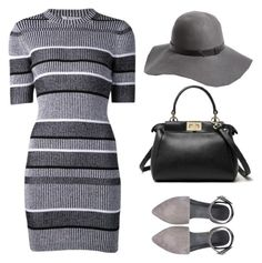 """""""Untitled #199"""" by jovana-p-com ❤ liked on Polyvore featuring T By Alexander Wang, Hinge, women's clothing, women, female, woman, misses and juniors"""