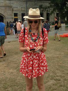 Indie Yacht Rock: Fashion at the Newport Folk Festival // HIPSTER GROUND ZERO