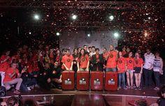 El equipo de la Escuela Pía de Sarrià, ganador del #AudiCreativityChallenge @audicrea