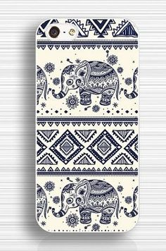 Give your phone an exotic looks with this boho phone case.