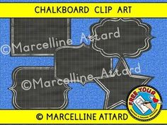 A set of chalkboards clip art containing 5 different boards. These images are great to use with chalk numbers and alphabet and will enhance any project!! They are crispy clear (300dpi) and come with a transparent background (png) so you can layer them onto anything. #CLIPART #CHALKBOARD #BACKTOSCHOOL #GRAPHICS #COMMERCIAL PROJECTS