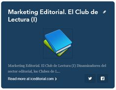 Marketing Editorial. El Club de Lectura (I)