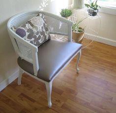 Vintage Chair Refurbishing Ideas from Etsy                                                                                                                                                                                 Mais