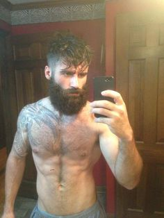 Holy mother of beard!