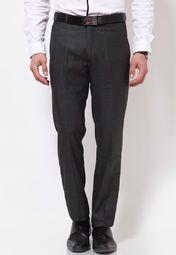 Buy men formal trousers online in India. Huge Selection of branded formal trousers online shopping in India