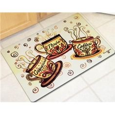 Coffee Rugs For Kitchen | Coffee Cup Rug Kitchen Accent Rugs Blog Archive Coffee