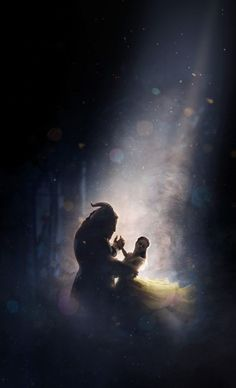 Beauty and the Beast - If she is the one who'll break the spell, you must finally learn to love.