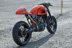 KTM 525 EXC - Blog - Motorcycle Parts and Riding Gear - Roland Sands Design