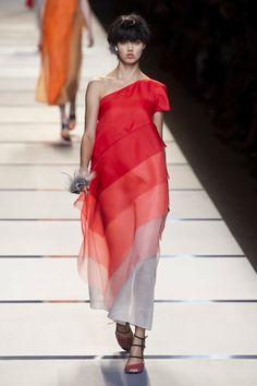 Fendi, 2013 Milan fashion week