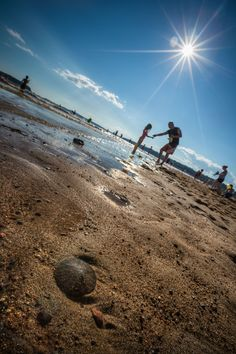 New River Beach Provincial Park is the perfect spot to admire breathtaking coastal islands, camp by the sea and kayak the Bay of Fundy. Camper, New River, Canada, John Muir, New Brunswick, Rest Of The World, Summer Days, Kayaking, Coastal