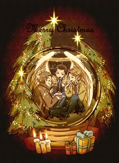 Merry Christmas by nako-2.deviantart.com on @deviantART